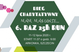Szczecin Wydarzenie Bieg 6. RAZ 25h RUN z Mam Marzenie